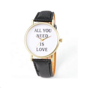 Reloj all you need is love