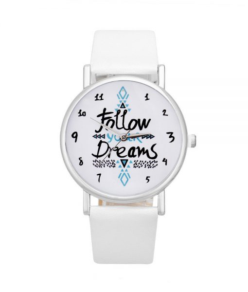 Reloj follow your dreams 2018