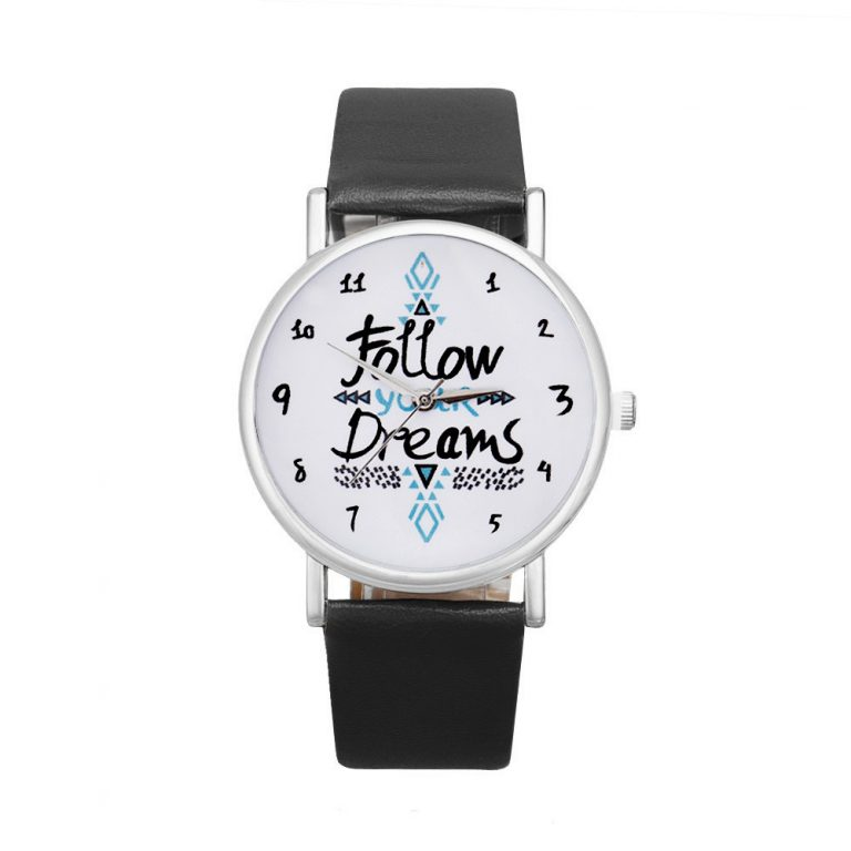 Reloj follow your dreams