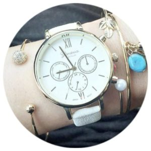 Idea regalo mujer - reloj tendencia 2017