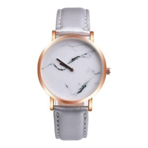 reloj marmol mujer